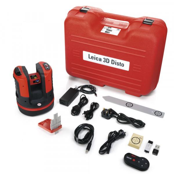 Лазерный дальномер-сканер Leica 3D Disto+Софт